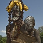 Mursi People & Village, Mago National Park